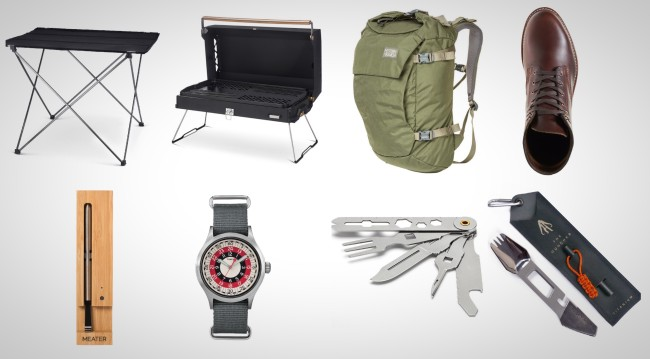 everyday carry campfire cookout essentials