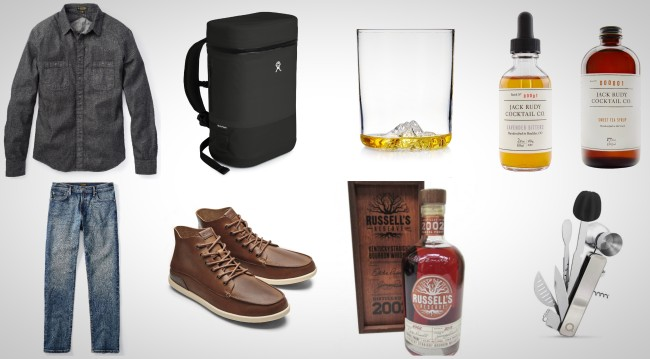 everyday carry essentials mixology camping