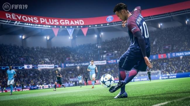 FIFA 19 Top 100 Player Ratings