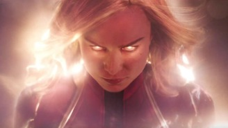 The First Trailer For 'Captain Marvel' Is Here And Thanos Should Be Getting Nervous