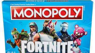 Hasbro Is Releasing A 'Fortnite' Version Of 'Monopoly' That's Certain To Make A Billion Dollars