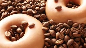Here's How To Get Krispy Kreme's New Coffee Glazed Doughnut And Original Glazed Coffee For FREE Next Week