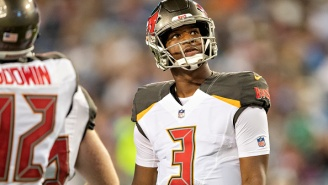 The Internet Mocks Jameis Winston After Ryan Fitzpatrick Continues Hot Streak At QB For Bucs