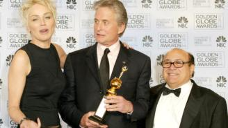 Danny DeVito Tells The Hilarious Story Of How He Saved Michael Douglas' Life After He Was Bit By A Deadly Snake