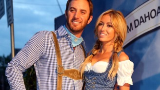 Paulina Gretzky Deleted EVERY Photo Of Dustin Johnson From Her Instagram, But One Golfer Remains