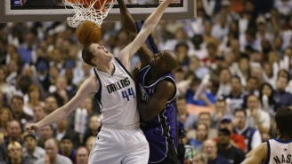 7-Foot-6-Inch Tall Shawn Bradley Just Found Out The Reason Why He's So Freakishly Tall