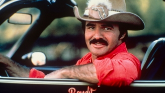 The Monumental Loss of Mustached American Legend Burt Reynolds