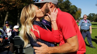 Dustin Johnson Finally Breaks Silence About Rumored Split With Paulina Gretzky