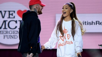 Ariana Grande And Pete Davidson Miss Emmys To Heal Over Mac Miller's Death, Rapper Left Out Of Emmys' In Memoriam