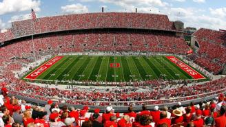 Ohio State Gets Ripped To Shreds For Tone-Deaf Message Promoting Penn State Game