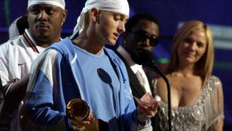 Diddy Says He Is Handling Eminem After 'Killshot' Accusation That Diddy Killed Tupac