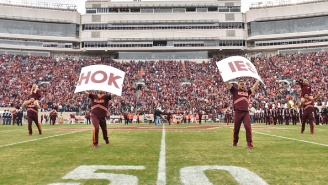 Virginia Tech Apologizes For Sending Out Ill-Timed, Insensitive Tweet After ECU Cancelled Game Because Of Hurricane Florence
