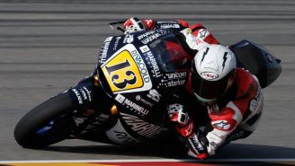 Motorbike Rider Romano Fenati Grabs Opponent's Brake At 130 MPH, Facing Lifetime Ban