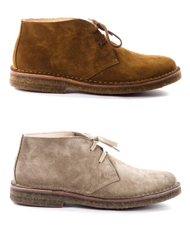 Greenflex Desert Boot Chukka Astorflex Handmade Italian Leather