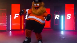 Philly Man Gets Gritty Tattooed On His Leg, Which He Will Now Use To Shoo Away Women