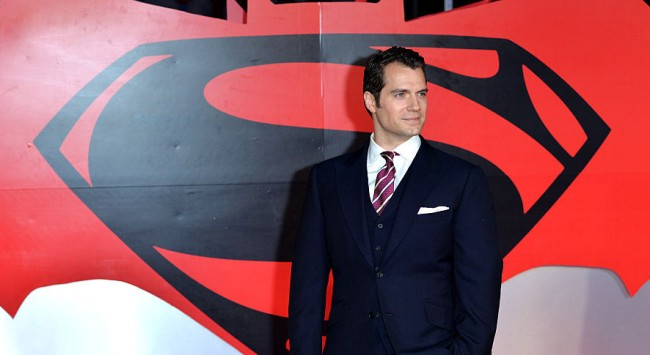 Henry Cavill Out As Superman Warner Bros