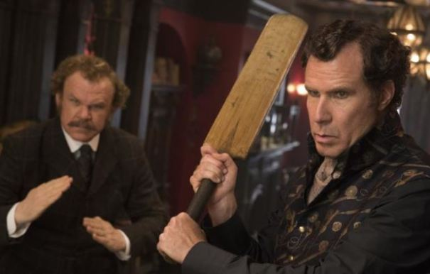 holmes and watson movie trailer