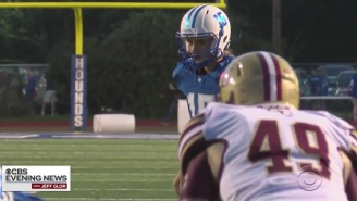 Talk About Your All Time Days, Girl Gets Crowned Homecoming Queen Then Kicks Game-Winner In Overtime