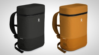 Hydro Flask's Unbound Cooler Pack Is A Lightweight Backpack That'll Keep Things Ice Cold For Up To 48hrs