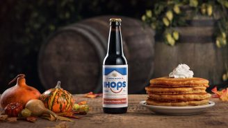 IHOP Is Getting Into The Beer Game And Unleashing Yet Another Pumpkin Spiced Brew Upon The World