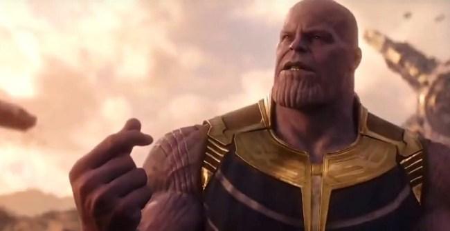 Infinity War Theory Undo Thanos Snap