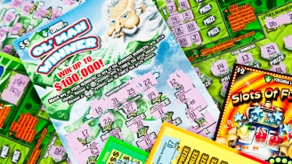 Man Walks Into A Convenience Store To Buy Slim Jims For Dog, Hits For $10 Million On A Scratch Ticket