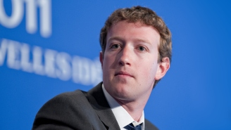 This Story About Mark Zuckerberg Losing To A H.S. Girl In Scrabble Is Further Proof That He's A Robot