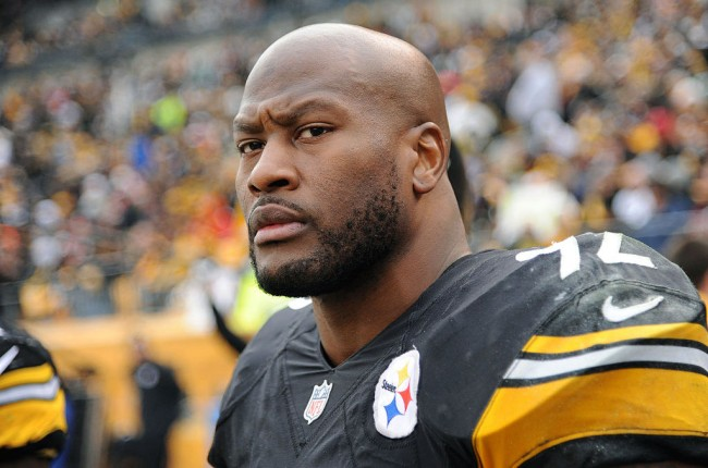 james harrison leveon bell fake injuries