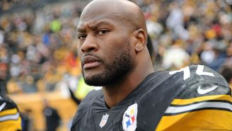 James Harrison Found The Perfect Loophole For How Le'Veon Bell Can Stick It To The Steelers