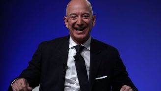 Here Are Jeff Bezos's Biggest Purchases Since Becoming A Billionaire Including A Clock Worth $42 Million