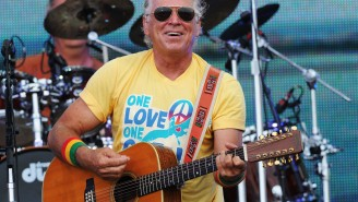 Jimmy Buffett Is Getting Into The Weed Business And I Don't Know What Took Him So Long