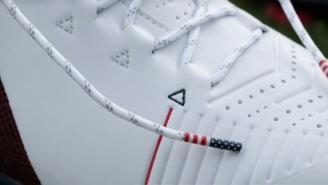 Jordan Spieth's Ryder Cup Shoes Are Patriotic AF, And Best Of All, We Can Cop A Pair For Ourselves