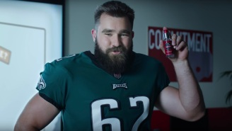 Here's How Philadelphia Eagles Center Jason Kelce Takes Care Of His Epic Beard
