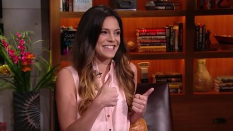 Kevin Love Had The Perfect Response When Katie Nolan Told Him She Gets A Lot Of Eggplant Emojis