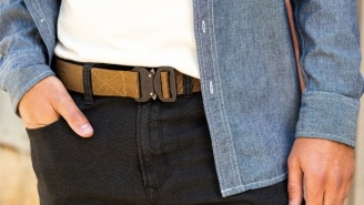 These Tactical Klik Belts Are Made From The Toughest Materials Around And Perfect For You