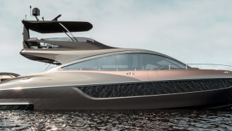 Lexus Reveals The LY 650, Its First Luxury Yacht, And It Is Absolutely Magnificent