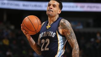 Matt Barnes Says He Smoked Weed Before Virtually Every Game And I'd Honestly Be More Surprised If He Hadn't