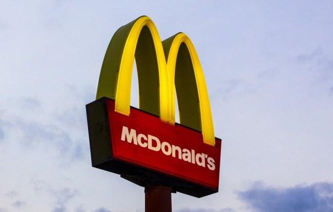 mcdonalds triple breakfast stack