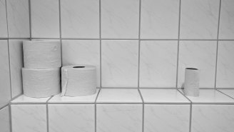 Men Spend A Lot Of Time Each Year Hiding In The Bathroom To Avoid Life, Study Finds