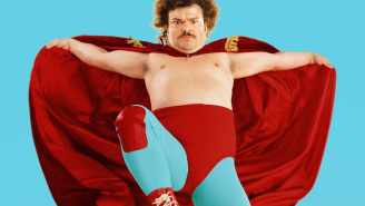 Jack Black Wants To Make A 'Nacho Libre' Sequel So Put On Your Stretchy Pants