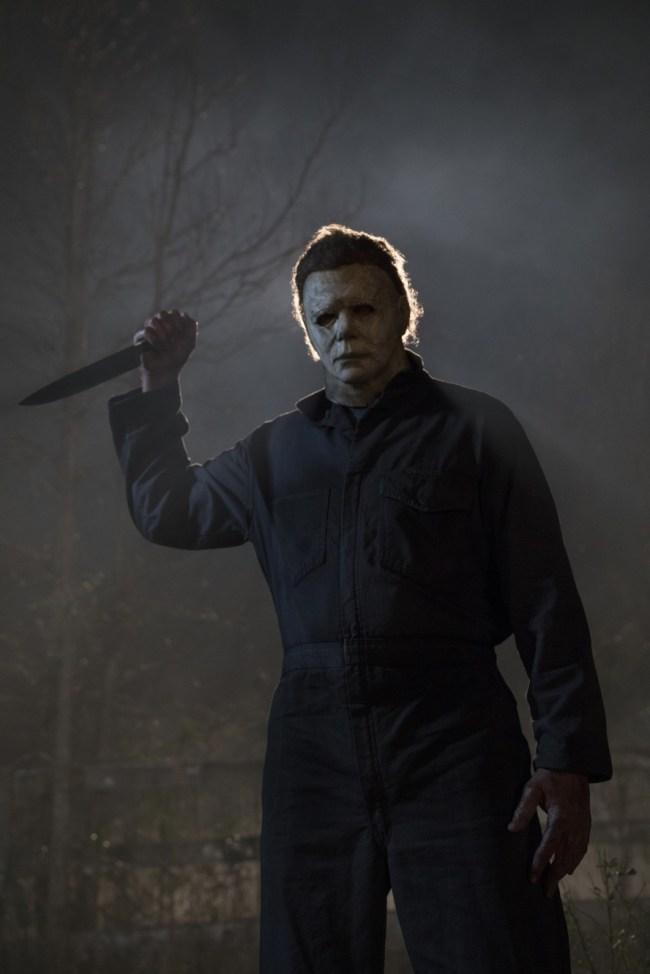 New Halloween Movie Trailer