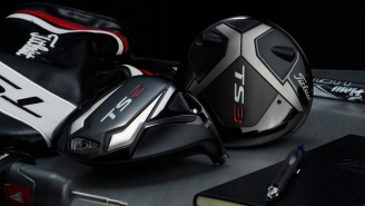 Titleist Just Unveiled Some Slick New Drivers And Fairway Metals As Part Of Their 'Speed Project'