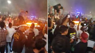 Paul Walker Tribute Meetup Spirals Into Chaos – Fights, Security Guard Attacked, Tens Of Cars Towed