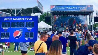 The Pepsi Tailgate Tour Is Coming To A Football Stadium Near You This Fall — Here's Why You Should Check It Out