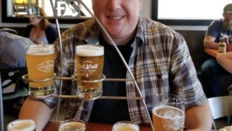 Meet The Craft Beer Fanatic Attempting To Drink 50 Beers From 50 States And DC – That's 2,550 Beers Across The USA