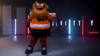 The Philadelphia Flyers' Terrifying New Mascot Is Getting Hilariously Destroyed By The Internet