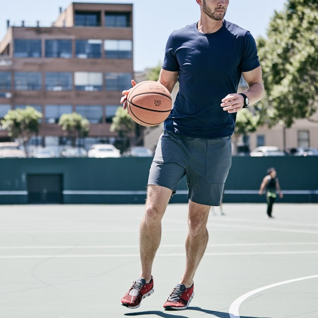 Proof Highline Athletic Shorts