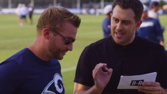 Rams Head Coach Sean McVay Has A Freakish Memory And Can Recall Every Play Of His Career