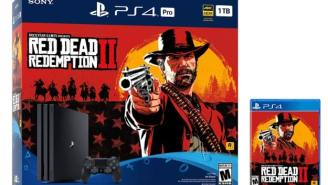 Get 'Red Dead Redemption 2' For Basically Free In This New PS4 Pro Bundle
