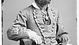 What If… Ryan Fitzpatrick Was Actually A Soldier In The Civil War?
